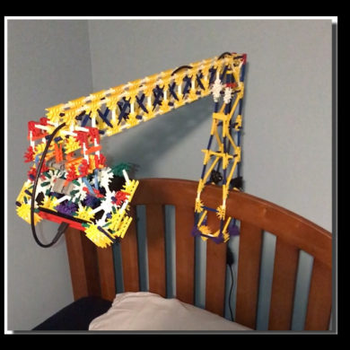 Periférico fan Switch K'nex