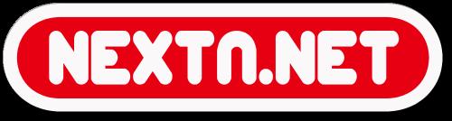 Logo NextN 2018 blanco rojo 500