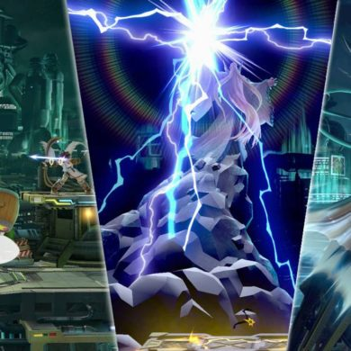 Super Smash Bros. Ultimate Blog Escenario Midgar Tema How to Play Nintendo Switch