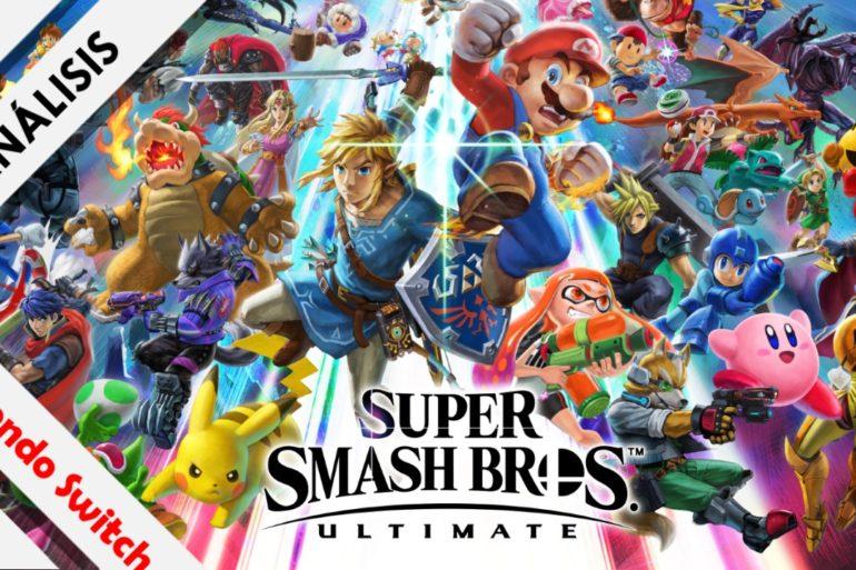 Análisis Super Smash Bros. Ultimate