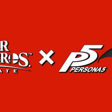 Joker Persona 5 DLC Super Smash Bros. Ultimate Nintendo Switch Dataminers