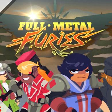 Full Metal Furies Switch