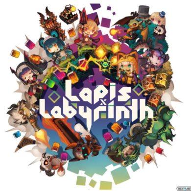 Lapis X Labyrinth switch