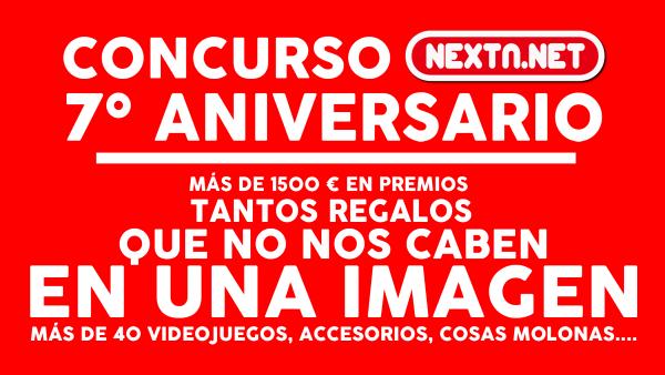Concurso 7 Aniversario NextN