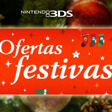 Nintendo eShop Ofertas Festivas Navidad Nintendo Switch Wii U Nintendo 3DS