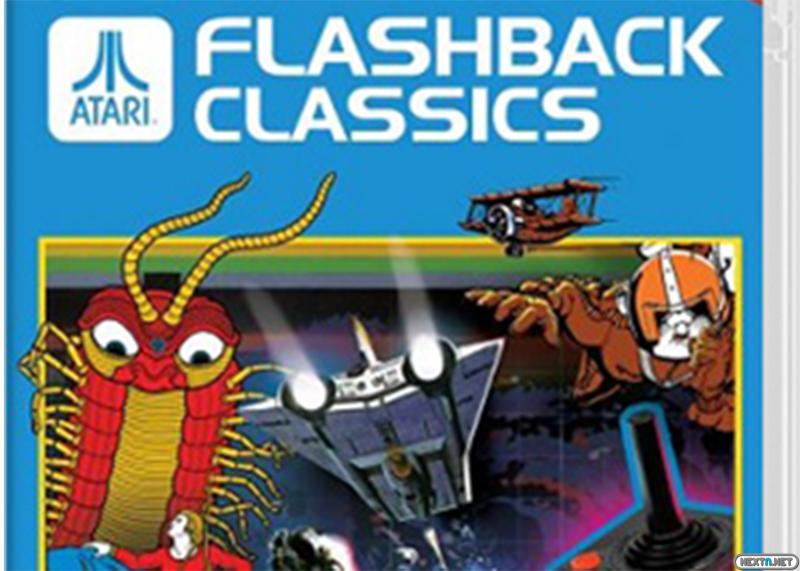 Atari Flashback Classics Switch