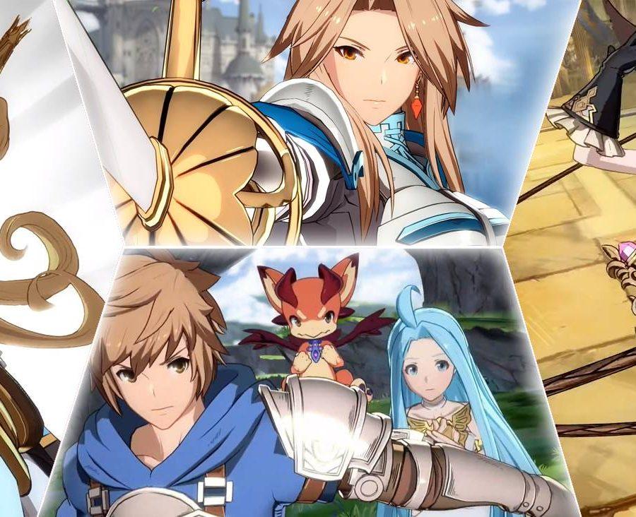 Granblue Fantasy Versus Arc System Works Juego de Lucha 2D