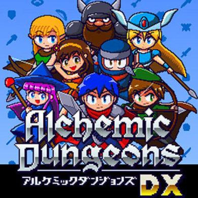 Alchemic Dungeon DX Switch