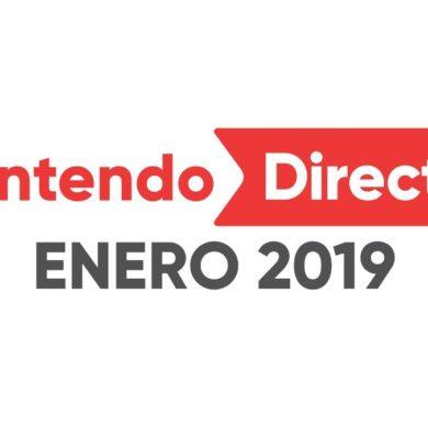 Nintendo Direct Enero 2019