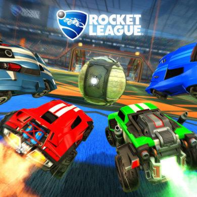 Rocket League juego cruzado