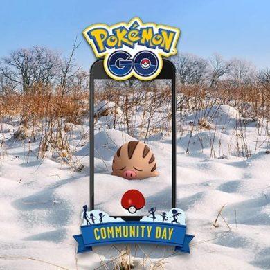 Swinub Pokémon GO