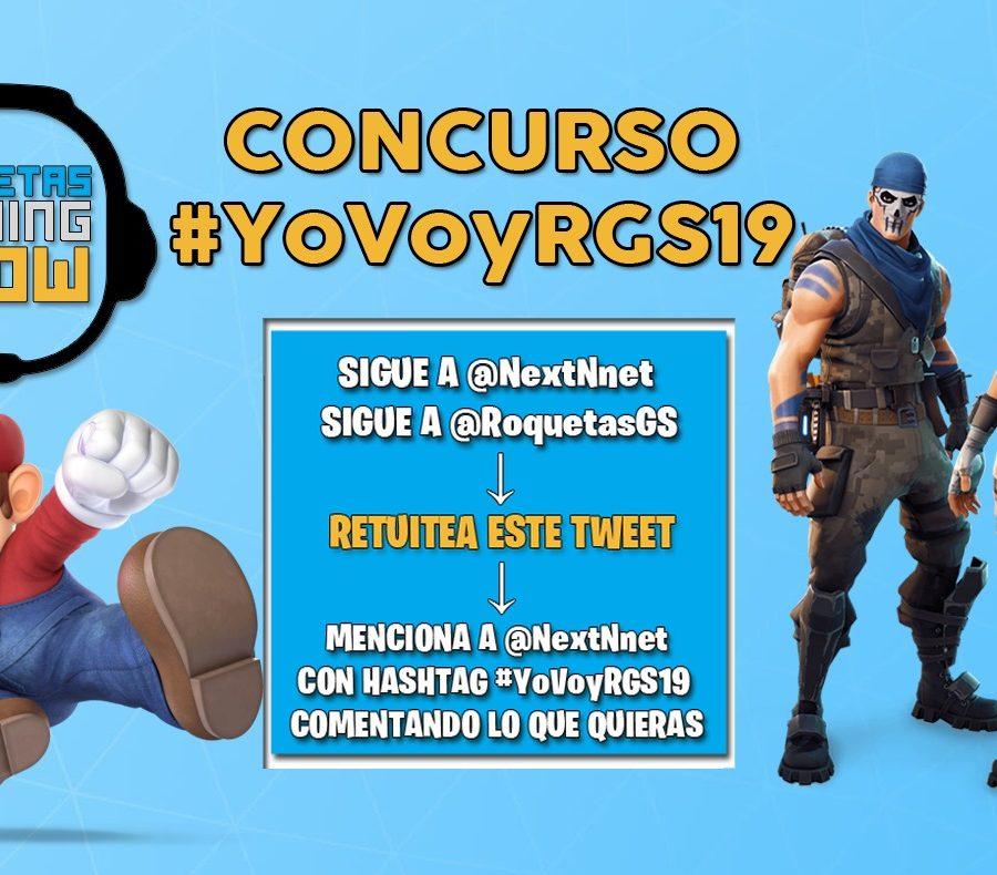 Concurso Roquetas Gaming Show