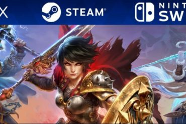 SMITE Cross-progresion Nintendo Switch Xbox One Steam