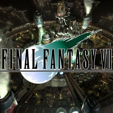Logo de Final Fantasy VII