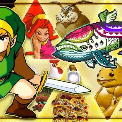 Super Smash Bros Ultimate The Legend of Zelda