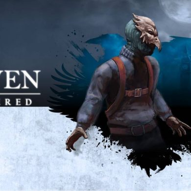 The Raven Remastered Nintendo Switch Gameplay
