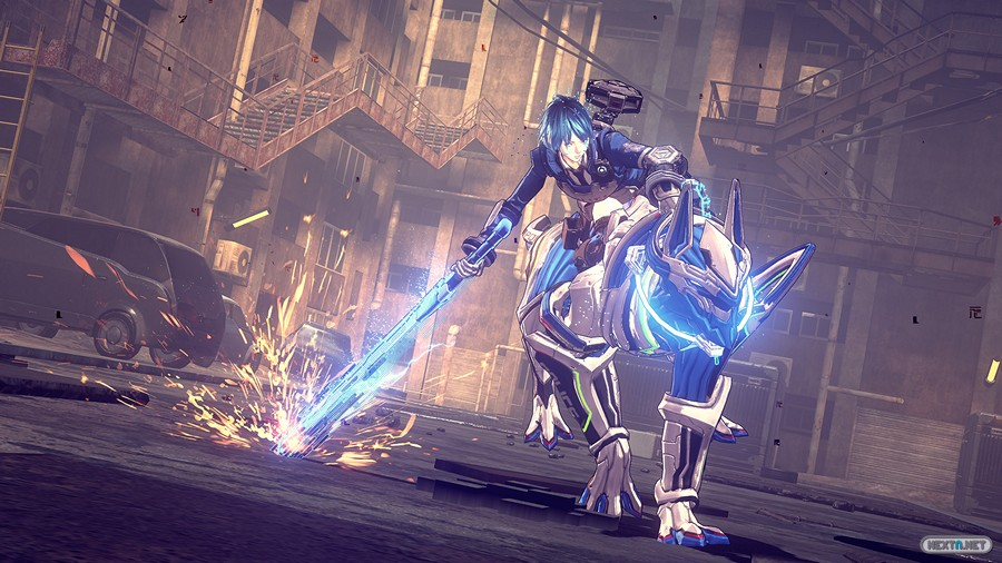 Astral Chain Coop
