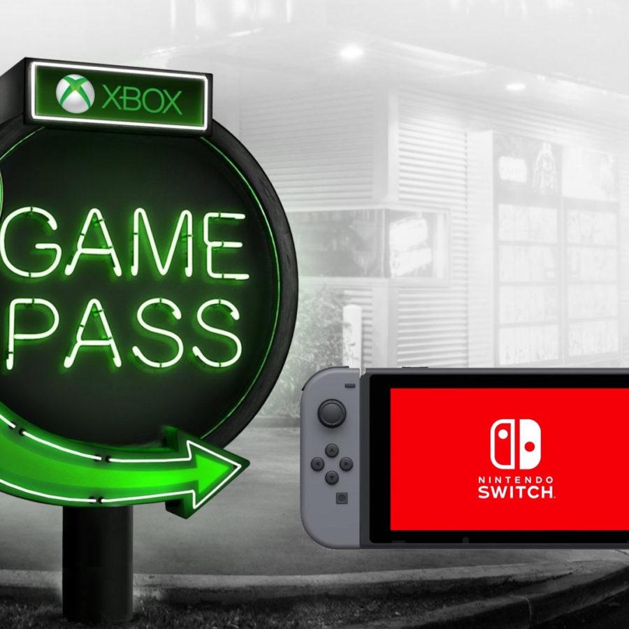 Game Pass Nintendo Switch