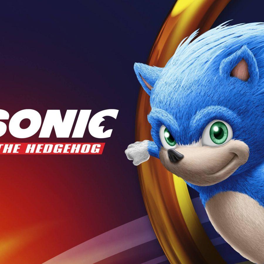 Sonic The Hedgehog película movie