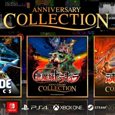 Anniversary Collection Castlevania