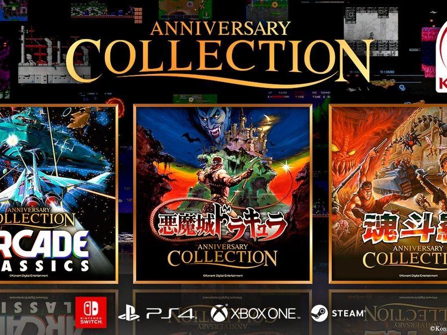 Anniversary Collection Castlevania
