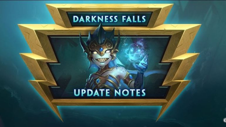SMITE Darkness Falls Nintendo Switch