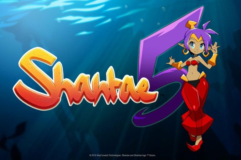 Shantae 5 Anunciado 2019 Nintendo Switch