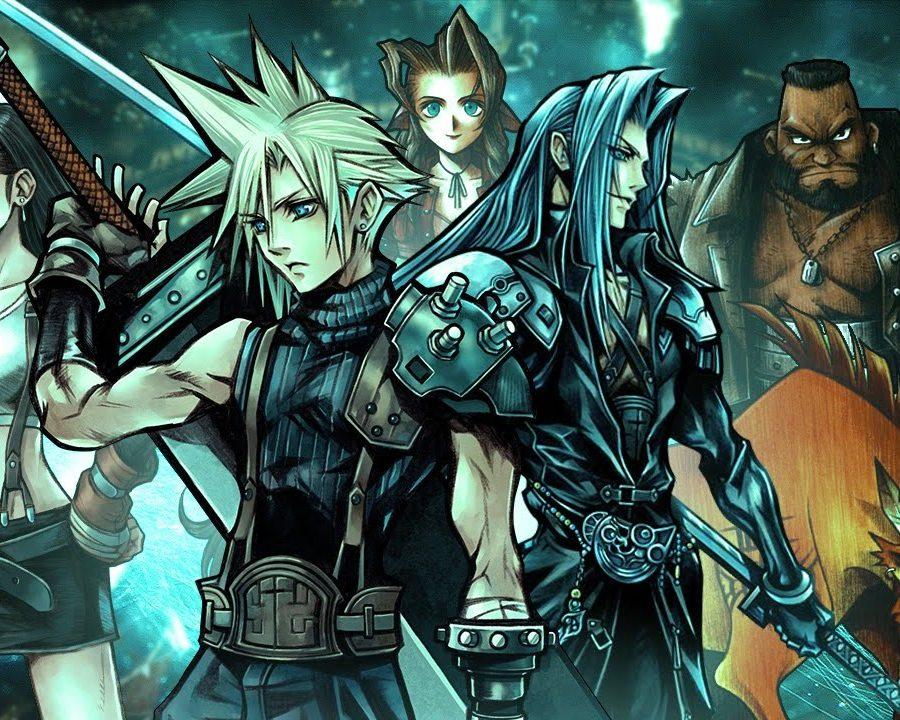 Final Fantasy VII Personajes