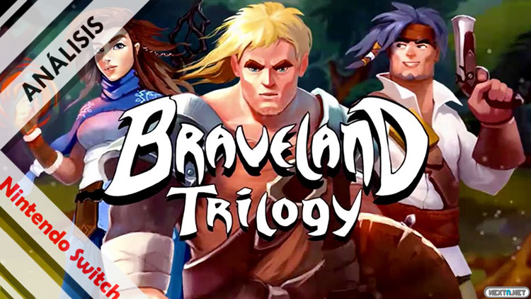 Braveland Trilogy Switch