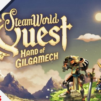 ANALISIS STEAMWORLD QUEST