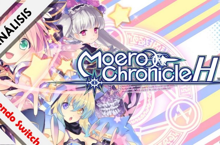 Portada Moero Chronicle H