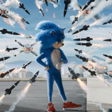 Sonic The Hedgehog La Película Misiles