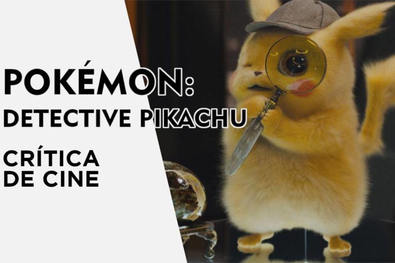 Película de Pokémon: Detective Pikachu