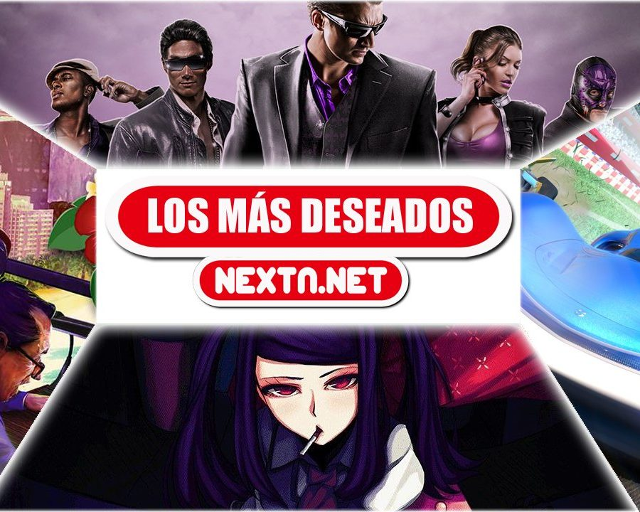 Los más deseados de NextN mayo 2019 Nintendo Switch