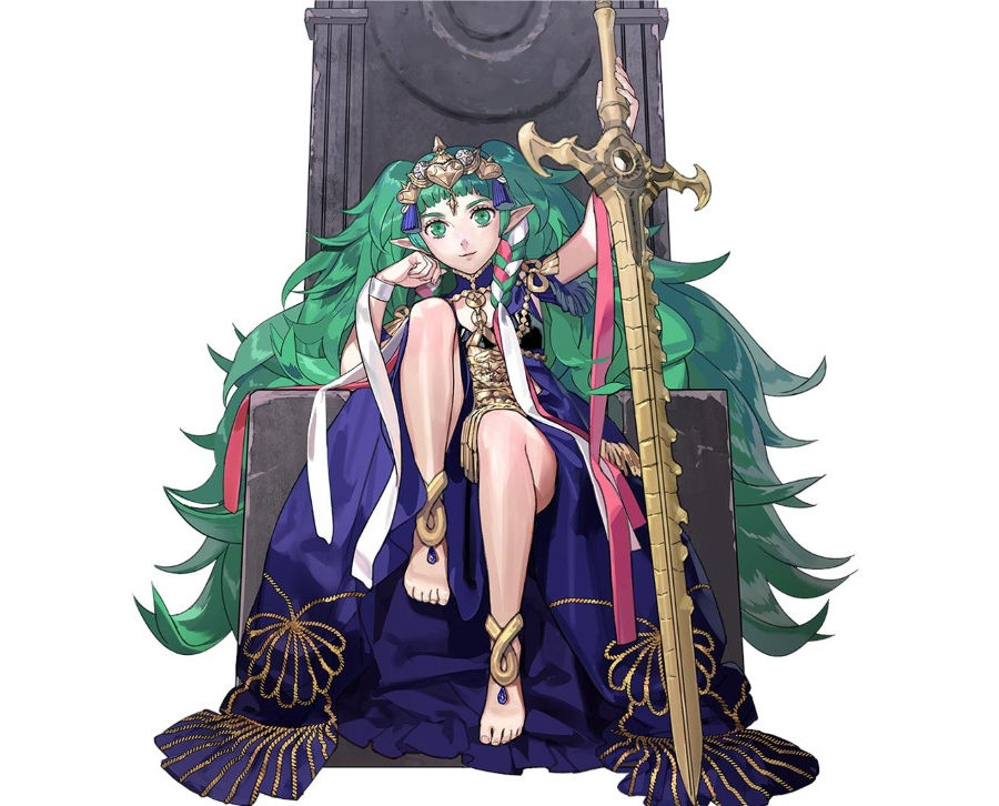 Fire Emblem Three Houses Switch Sothis