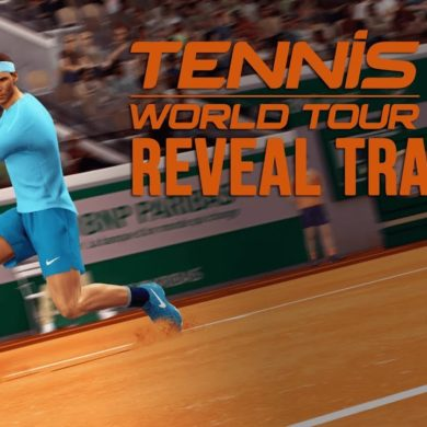 Tennis World Tour. Roland-Garros Edition Rafa Nadal