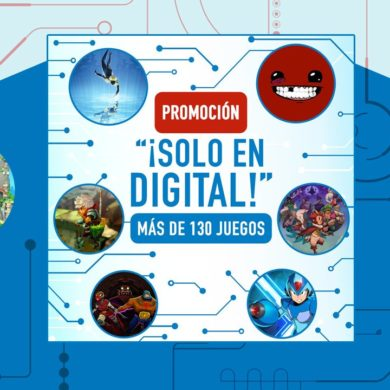 Promoción ¡Solo en digital! Ofertas Nintendo Switch Nintendo 3DS