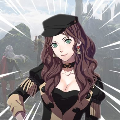 Fire Emblem Three Houses Nintendo Switch Dorothea