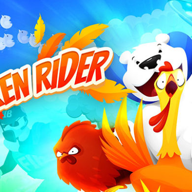 Chicken Rider Switch