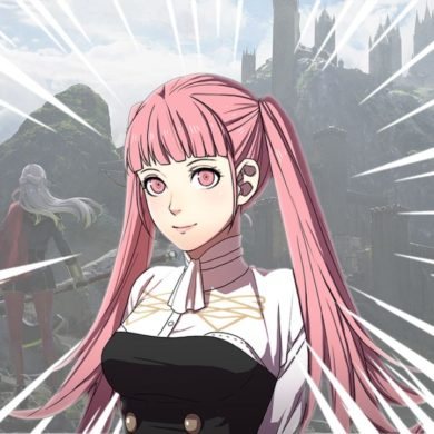 Fire Emblem Three Houses Nintendo Switch Hilda