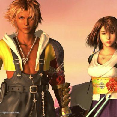 Final Fantasy X X-2 NHK