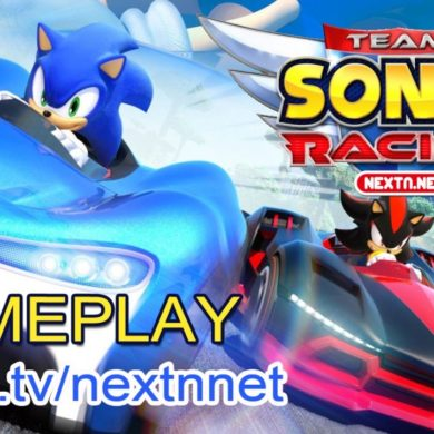 Streaming Team Sonic Racing YT