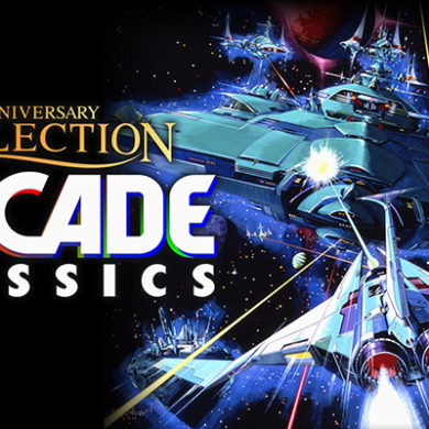 Arcade Classics Anniversary Collection Switch