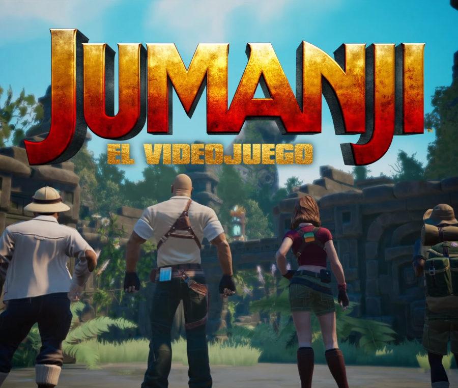 Jumanji El Videojuego Switch