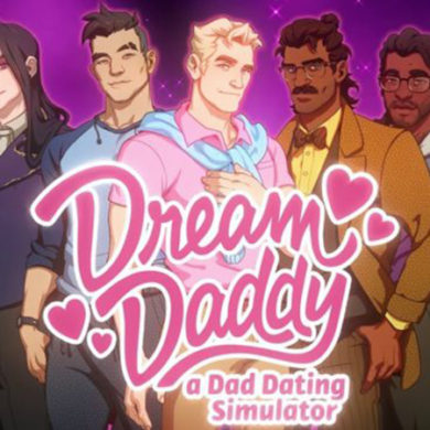 Dream Daddy A Dad Dating Simulator Switch