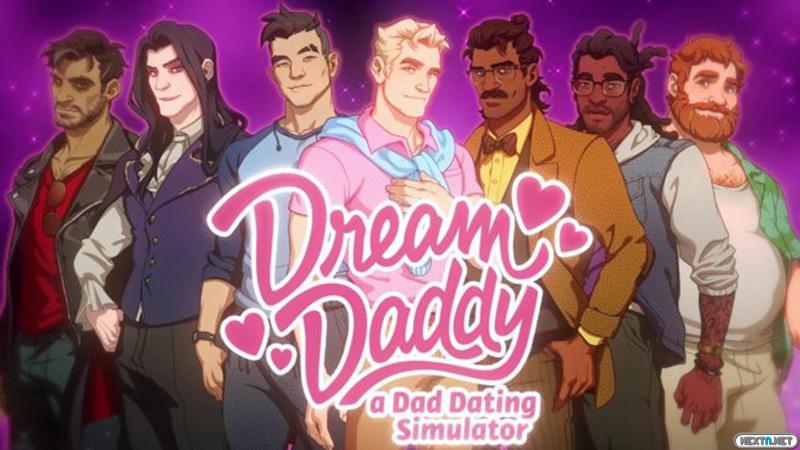 Dream Daddy A Dad Dating Simulator Switch