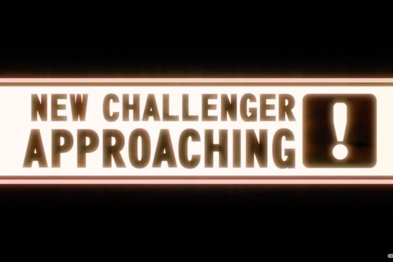 Super Smash Bros. Ultimate New Challenger Approaching