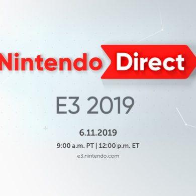 Nintendo Direct E3 2019 duración 40 minutos Nintendo Switch