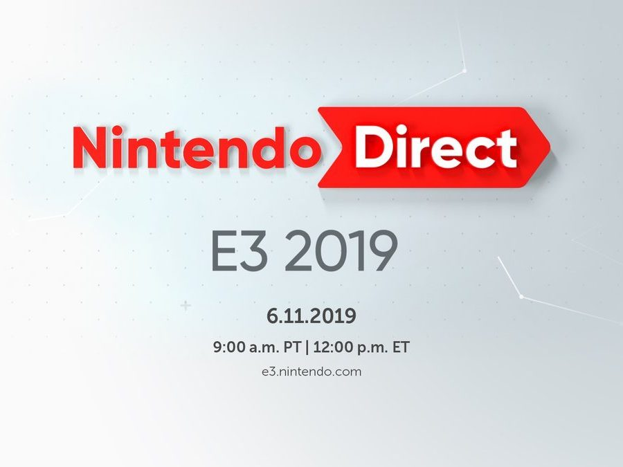 Nintendo Direct E3 2019 duración 40 minutos Nintendo Switch