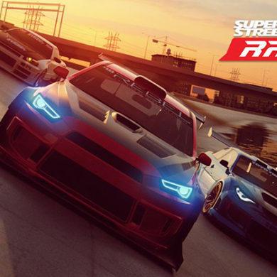 Super Street Racer Switch